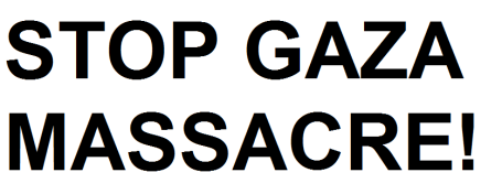 stop-gaza-massacre!